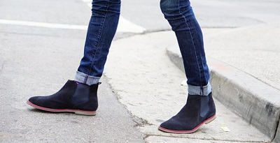 Best Chelsea Boots in blue