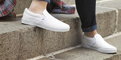 Best Comfort Shoes-white vans sneakers