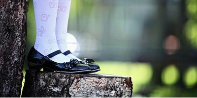 Best School Shoes- black school shoes