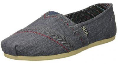 2. Bobs from Skechers Plush-Feather