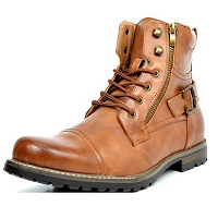 Bruno Marc Philly Combat Boot