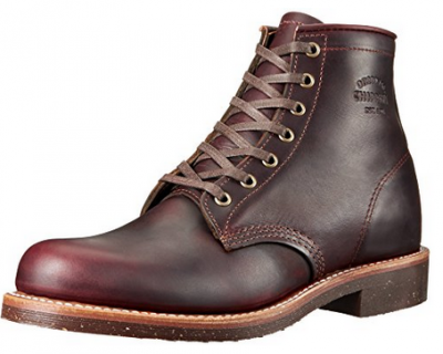3. Chippewa 6-inch Leather