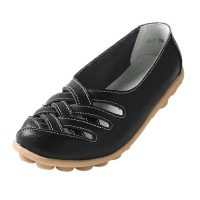 Fangsto Cowhide Leather Loafers
