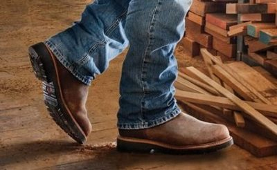 10 Best Work Boots Reviewed Amp Rated In 2018 Nicershoes