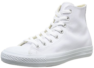 3. Converse All Star Leather
