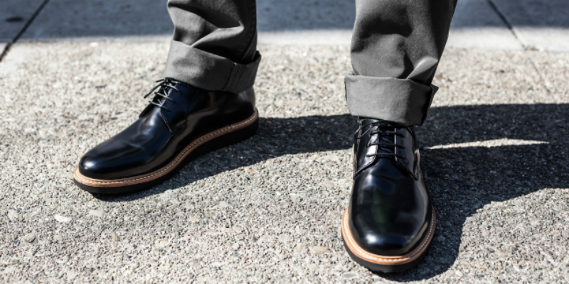 Derby Shoes - black shoes