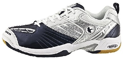These high-performance shoes are the perfect shoe for playing any indoor  court activity, especially squash. Designed and manufactured in Germany.