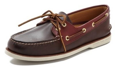 8. Sperry Top-Sider Boat Shoe