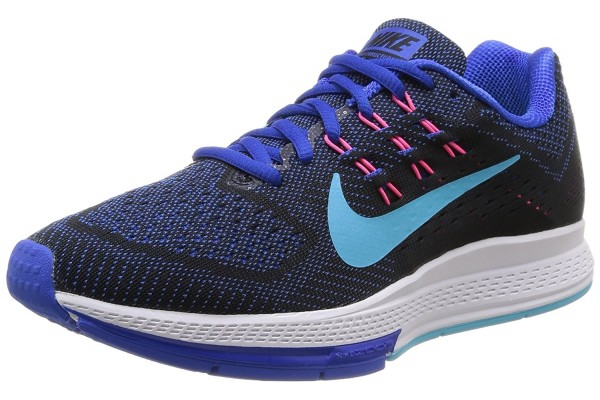 An in depth review of the Nike Zoom Structure 18 running shoe
