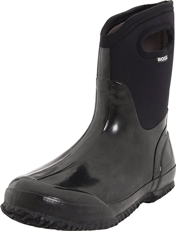 10. Bogs Classic Mid Handle Boot