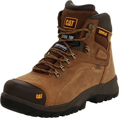 9. Caterpillar Diagnostic Steel Toe