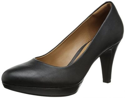 Clarks Brier Dolly most comfortable heels for work