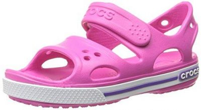 9. Crocs Kids Crocband II