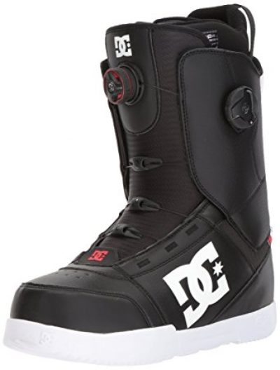 DC Control Dual boa snowboard boots