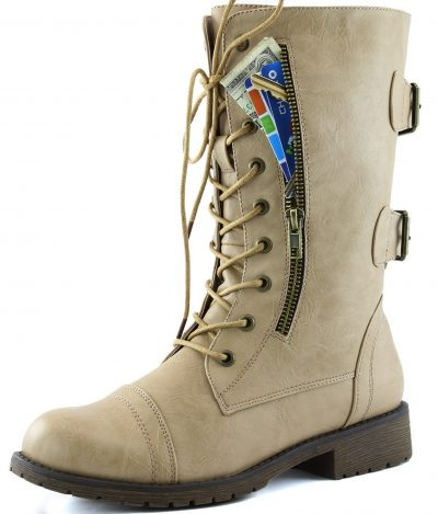 8. DailyShoes Military