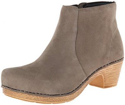 Dansko Maria boots with heels
