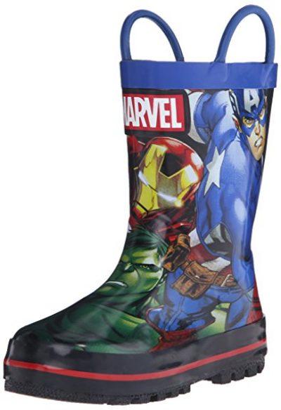 6. Avengers Rain Boot