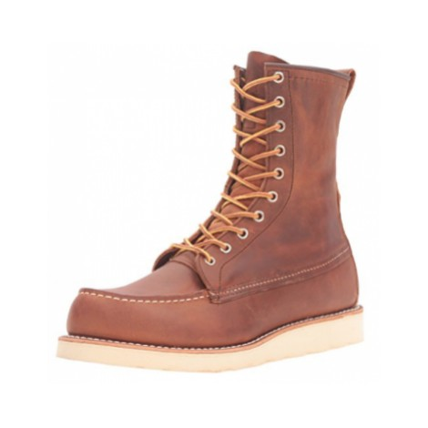 8. Red Wing Heritage Moc 8