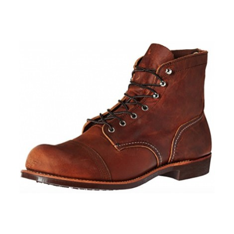 3. Red Wing Iron Ranger