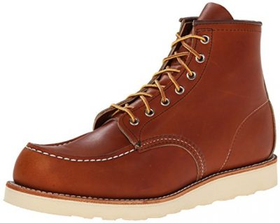 7. Red Wing Heritage Classic Moc