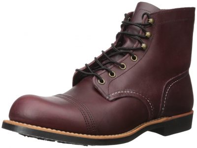 Best Casual Boots Red Wing Iron Ranger
