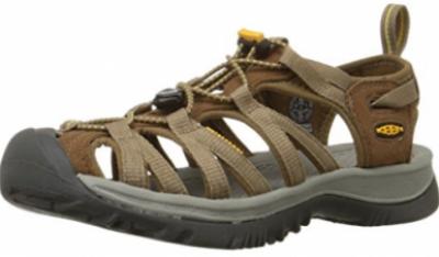 Lightweight KEEN Whisper sandal for walking
