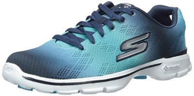 3.  Skechers Go-Walk Lace-Up