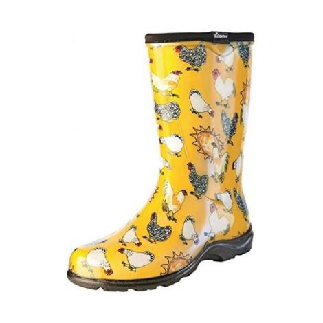 3. Sloggers Rain and Garden