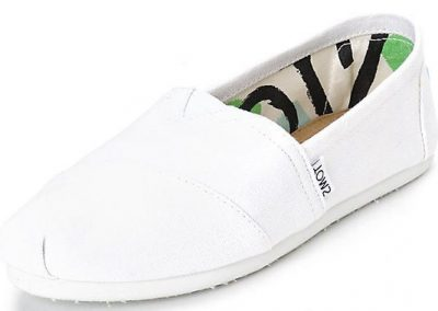 2. Toms Classic Rope Slip On