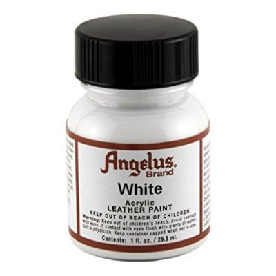 4. Angelus Leather Acrylic Paint