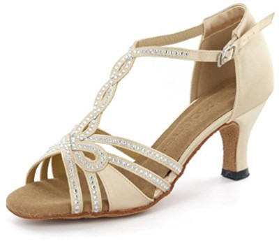 11. DSOL Latin Dance Shoes