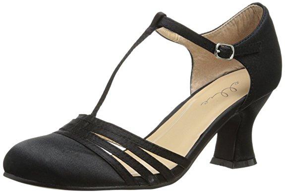 Ellie Lucille best salsa dance shoes