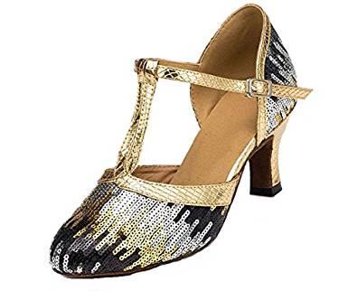 Honeystore Mary Jane best salsa dance shoes