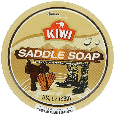 15. KIWI Saddle Soap