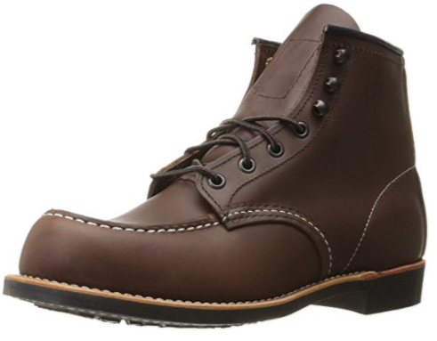 12. Red Wing Cooper Moc