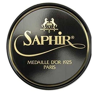 Saphir Medaille D'or