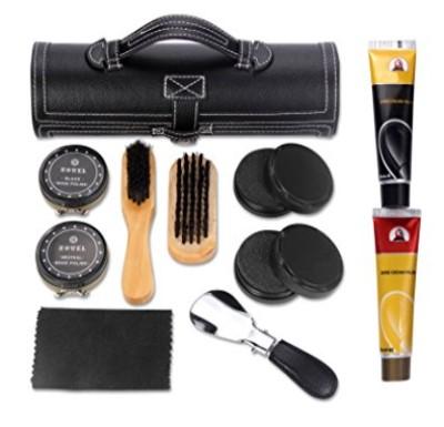 13. Sethjcsy Shoe Care Kit