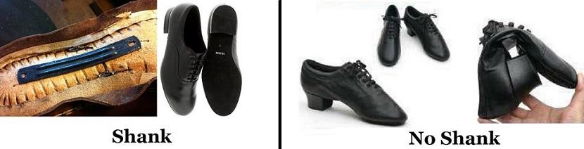 Shank Men Best Salsa Shoes