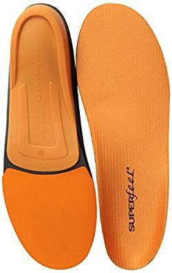 8. Superfeet Orange Premium