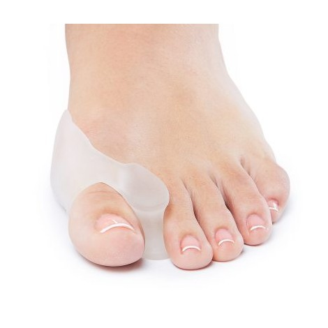 10. NatraCure Gel Bunion Guard & Toe Spreader
