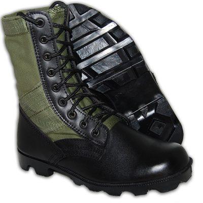 7. G.I. Combat Jungle Boot