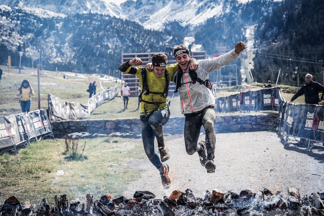 Best Shoes For Running Spartan Race
