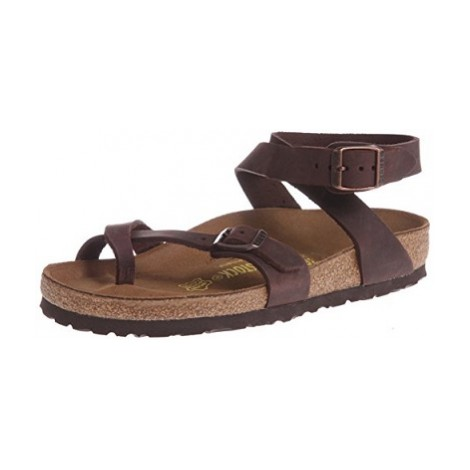 10. Birkenstock Yara Leather
