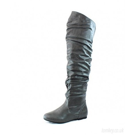 2. Daily Shoes Slouch Boot