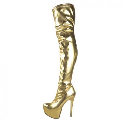 7. Fashion Thirsty Stiletto