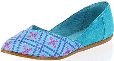 8. TOMS Diamond Jutti