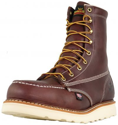 Thorogood American Heritage roofing shoes