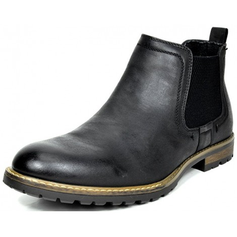 1. Bruno Marc Chelsea Boots