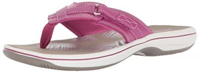 9. Clarks Breeze Sea Flip-Flop