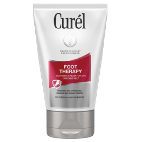 7. Curel Foot Therapy